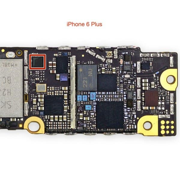 iPhone 6 Tristar IC